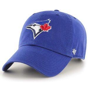 Toronto Blue Jay '47 Clean Up Adjustable Hat